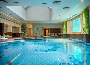 8 napos nyaralás és wellness 2 személyre a hévízi Palace**** Hotelben, félpanzióval