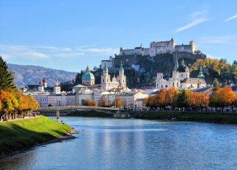 4 napos kirándulás a Salzkammerguti-tóvidéken, látogatással Linzben, Salzburgban