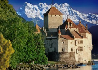 6 napos alpesi körutazás Svájcban és Ausztriában, busszal, reggelivel, 3*-os szállással, idegenvezetéssel
