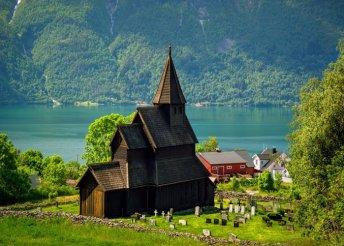 8 napos körutazás Dániában, Svédországban és Norvégiában, fjordokhoz és skandináv fővárosokhoz