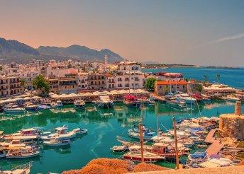8 napos körutazás Cipruson, repülőjeggyel, illetékkel, 3-4*-os szállásokkal, reggelivel, idegenvezetéssel