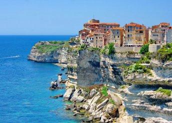 Körutazás a Földközi-tenger szigetein, Elbán, Korzikán és Szardínián, buszos utazással