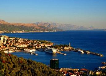 6 napos tengerparti nyaralás Dalmáciában, buszos utazással, 3*-os szállással, idegenvezetéssel