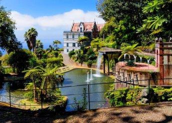 8 napos körutazás Madeirán, repülőjeggyel, illetékkel, reggelivel, 4*-os szállással, idegenvezetéssel