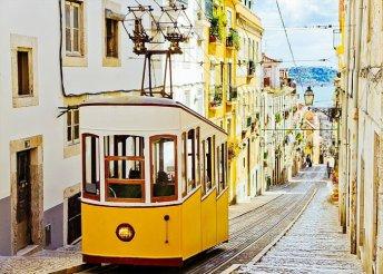 5 napos városnézés Lisszabonban és környékén, repülőjeggyel, illetékkel, reggelivel, idegenvezetéssel