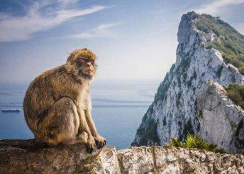 10 napos dél-spanyolországi körutazás Gibraltár érintésével, repülőjeggyel, illetékkel