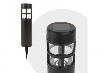 LED szolár lámpa - 30 cm - melegfehér