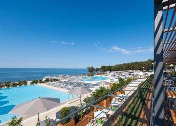 8 napos nyaralás Horvátországban, Isztrián, Rovinjban, az Amarin**** Üdülőtepelen
