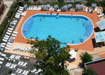 8 napos nyaralás Bulgáriában, Neszebárban, az Arsenal*** Hotelben