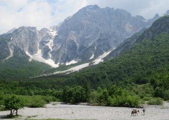 8 napos körutazás az Albán-Alpoktól a Jón-tengerig, repülőjeggyel, illetékkel, 3-4*-os szállásokkal, félpanzióval