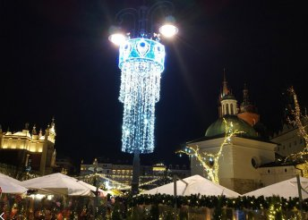 5 napos karácsonyi körutazás Lengyelországban, busszal, 3*-os szállással, reggelivel