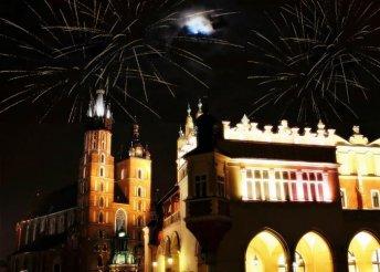4 napos szilveszteri körutazás Lengyelországban, busszal, 3*-os szállással, reggelivel