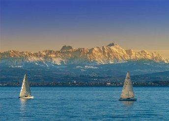 5 napos kirándulás a Bodeni-tó körül, buszos utazással, reggelivel, idegenvezetéssel