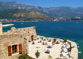 7 napos adriai nyaralás Montenegróban, buszos utazással, idegenvezetéssel, fakultatív kirándulásokkal