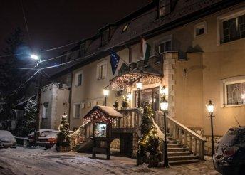 3 vagy 4 napos téli vakáció 2 főre Miskolctapolcán, a Kikelet Club Hotelben, félpanzióval