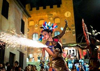 6 napos körutazás Toszkánában és Cinque Terrében a középkori fesztiválok idején