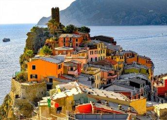 4 napos kirándulás Cinque Terrében és Elba-szigeten, busszal, reggelivel, 3*-os szállással, idegenvezetéssel