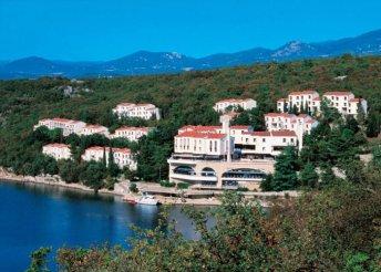 4 napos nyaralás az Adriai-tengernél, a Kvarner-öbölben, buszos utazással, félpanzióval
