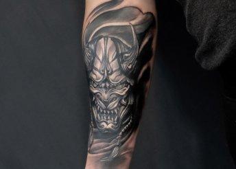 Realisztikus tetoválás készítése a World End Tattoo jóvoltából