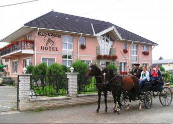 3 napos vakáció 2 főre a Bakonyalján, Kisbéren, a Kincsem Wellness Hotelben, félpanzióval