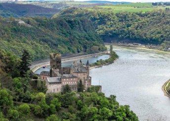 6 napos körutazás németországi várakhoz és kastélyokhoz, busszal, reggelivel, 3*-os szállással