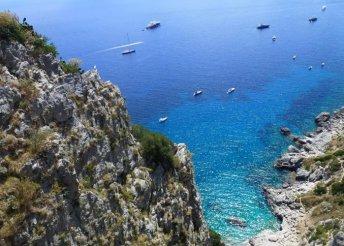 7 napos körutazás Olaszországban, az Amalfi-partokhoz, a Vezúvhoz és Sorrentóhoz