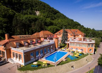 4 napos augusztus 20-i nyaralás 2 főre Esztergomban, a Bellevue**** Hotelben, félpanzióval