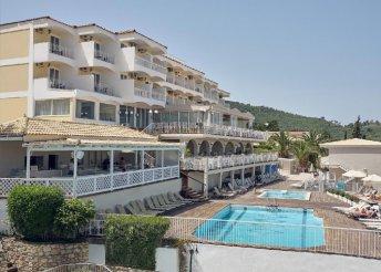 8 napos nyaralás Görögországban, Zakynthoson, a Commodore & Captain's*** Hotelben