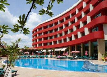 8 napos nyaralás Bulgáriában, Primorszkóban, a Plamena Palace**** Hotelben