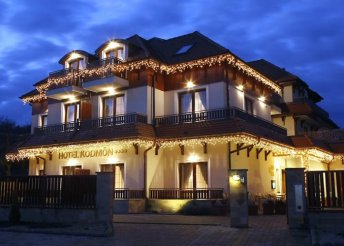 3 napos pihenés 2 személyre Egerben, a Szépasszonyvölgyben, a Ködmön**** Hotelben, félpanzióval