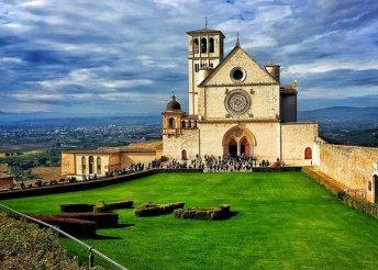 5 napos olaszországi körutazás Umbriában, Itália zöld szívében, busszal, reggelivel