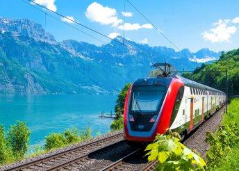 5 napos körutazás Svájcban, az Alpok legszebb részein, busszal, önellátással, idegenvezetéssel