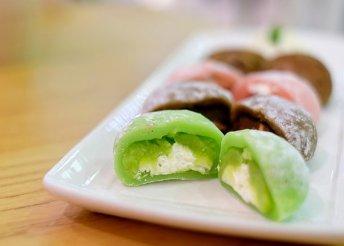 EASE Therapy Japán főzőkurzus négyfogásos menü elkészítésével