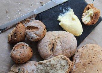EASE Therapy kenyér-, kovász-, sajt-, vaj- és házijoghurt-készítő kurzus