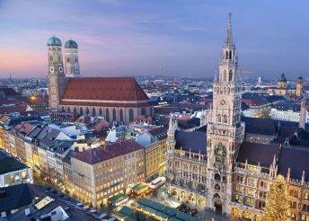 3 napos adventi kaland Münchenben és Altöttingben, buszos utazással, reggelivel, 3*-os szállással