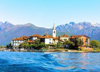 5 napos körutazás az olasz tóvidéken, busszal, reggelivel, 3*-os szállással