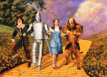 Belépőjegy 1 főre a Pódium Színház Óz, a nagy varázsló című zenés mesejátékára