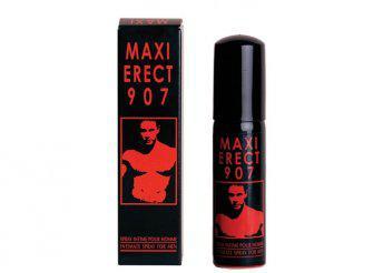 MAXI ERECT 907 a gyors és tartós erekció eléréséhez - 25ml