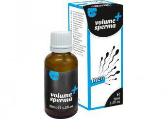 Spermium szám növelő, fokozó cseppek