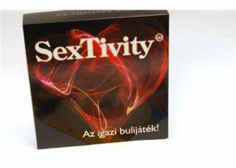SexTivity szórakoztató társasjáték házibulikra is, közel 1000 különféle pikáns feladvánnyal