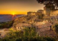 Vár a mesés Toszkána és Cinque Terre falvai