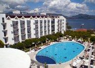 8 nap a törökországi Marmarisban, repülőjeggyel, all inclusive ellátással, a Luna Beach Deluxe***** hotelben