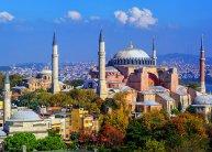 4 napos városnézés Isztambulban, repülőjeggyel, transzferekkel, idegenvezetéssel – október 23-i indulással