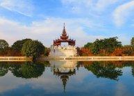 Látogatás Burmában, 10 éjszaka szállás 3-4*-os szállodákban félpanzióval