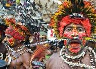 Körutazás Pápua Új-Guineán a Goroka fesztivál idején, félpanzióval/teljes ellátással