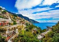 4 napos kirándulás a Sorrentói-félszigeten, félpanzióval, 3*-os szállással, repülőjeggyel