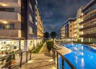8 nap 2 főre Naposparton, a Lion Sunny Beach Hotelben**** félpanzióval, repülőjeggyel, illetékkel