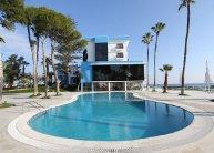 8 nap 2 főre Cipruson, Famagusta városában, repülővel, félpanzióval, az Arkin Palm Beach Hotelben*****
