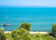 3 napos nyaralás 2 főre a Balaton partján, a Prémium Hotel**** Panorámában, félpanzióval