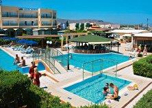 8 nap Krétán - az Astir Beach**** Hotelben+FP ellátás, repülőjeggyel